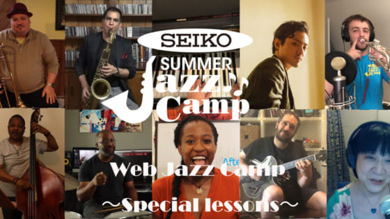 Web Jazz Camp