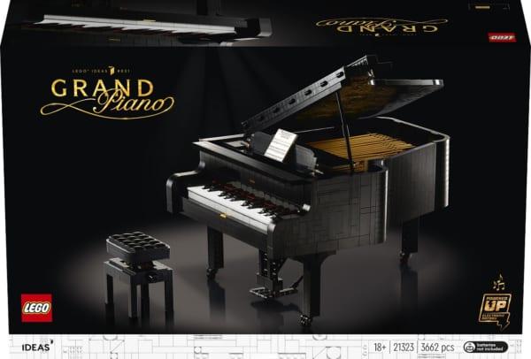 レゴのグランドピアノ3