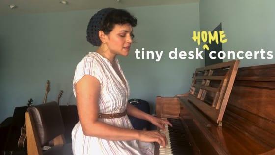 ノラ・ジョーンズの『Tiny Desk(Home)Concert』