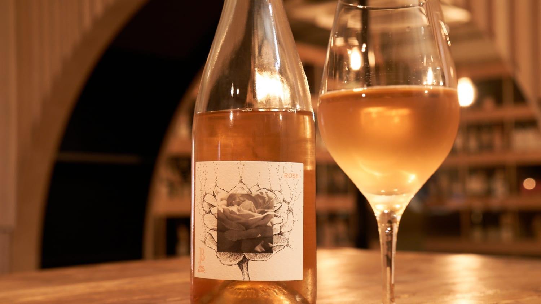 ル・ジョン・ブラン ビュル・ローズ 2018の写真、ワインショップ・フロー