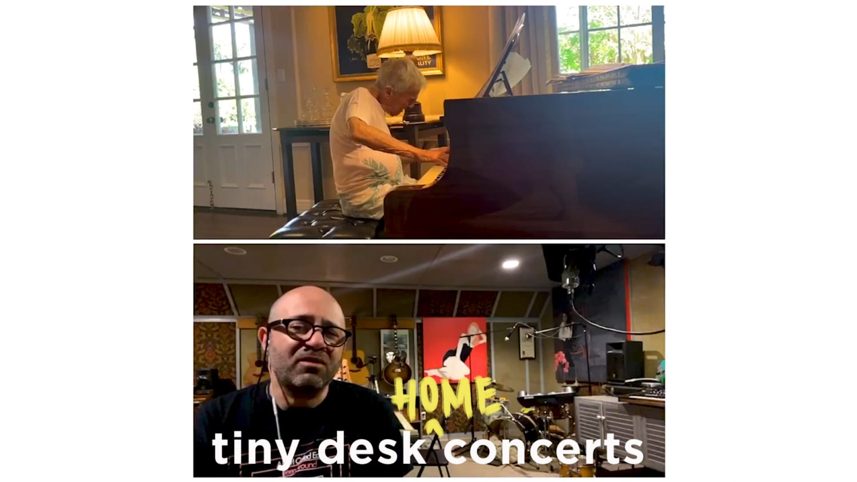 バート・バカラックとダニエル・タシアンの『Tiny Desk Concert』
