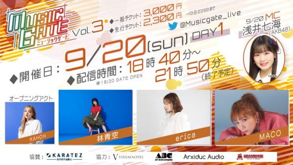 Music Gate3②