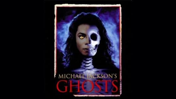 マイケル・ジャクソンのショート・フィルム『Ghost』