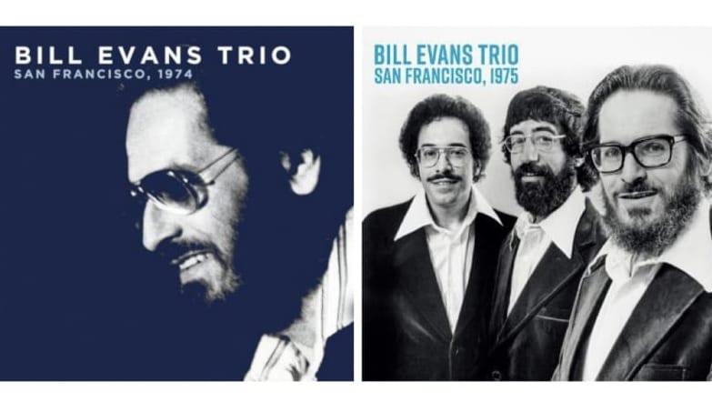 ビル・エヴァンス1974年と1974年のライブ作