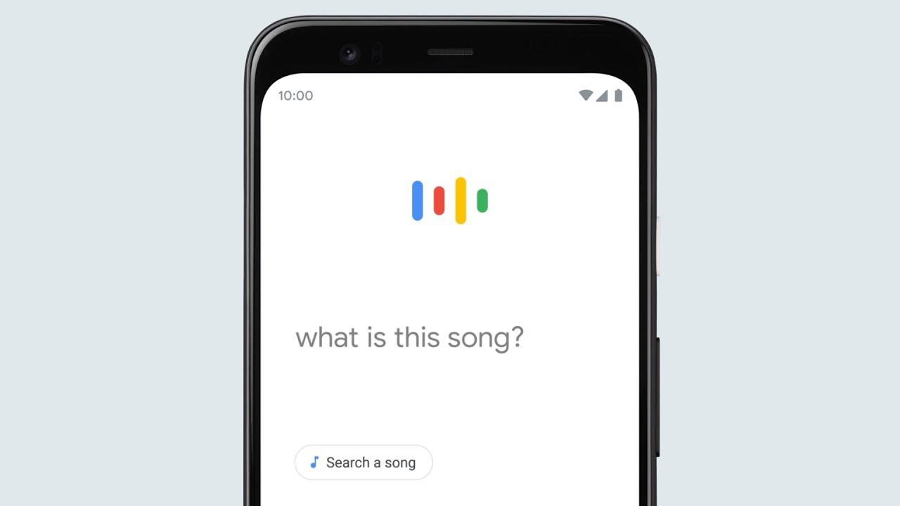 GoogleのHum to Searchのイメージ画