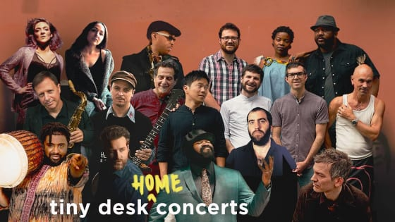 『Tiny Desk(Home)Concert』で総勢18名のリモート・セッション