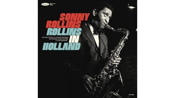 ソニー・ロリンズ 『Rollins In Holland: The 1967 Studio & Live Recordings』
