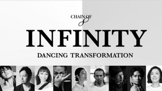 INFINITY DANCING TRANSFORMATION