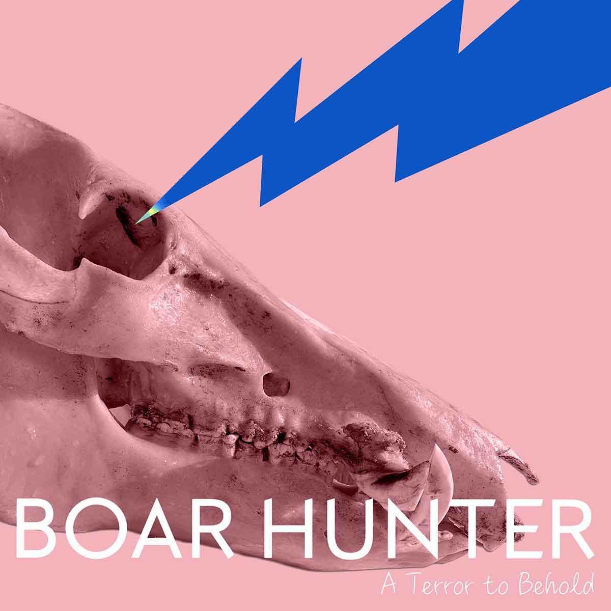 BOAR HUNTERのデビューアルバム『A Terror to Behold』