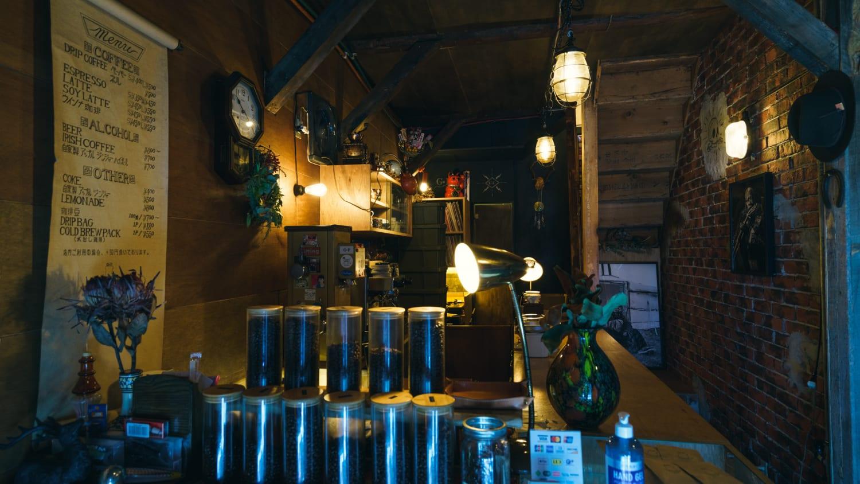 G☆P Coffee Roasterの写真1