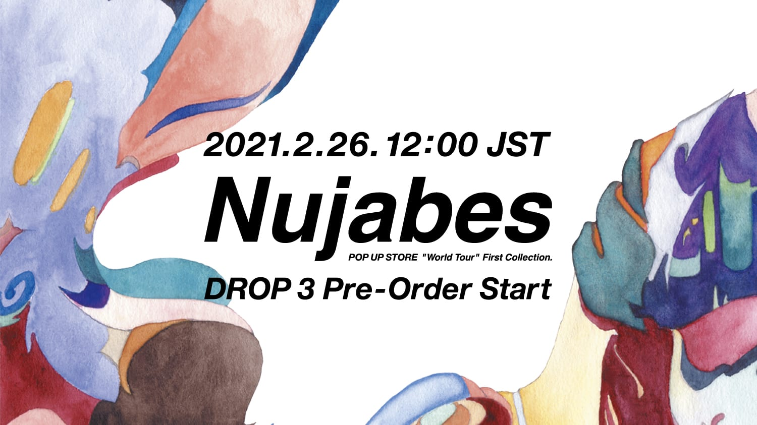 """「Nujabes """"World Tour"""" First Collection」の第3弾"""