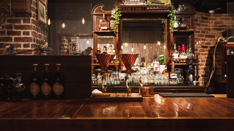ROALEANS COFFEE & BARの写真5、ローリンズ コーヒー&バーの写真5