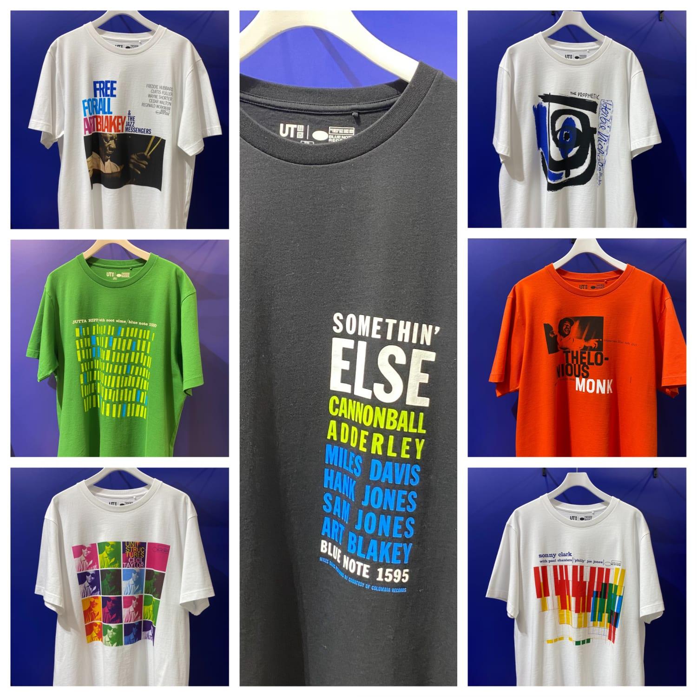 ブルーノート、UTのTシャツ写真1