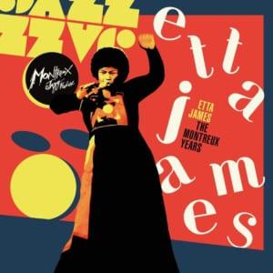 ETTA JAMES: THE MONTREUX YEARSのジャケット写真