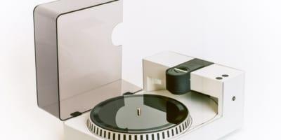 自宅でアナログレコードが作れるポータブル機「Phonocut」が登場