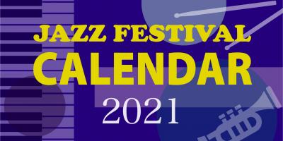 ジャズフェスカレンダー